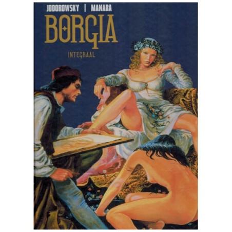 Borgia  integraal HC