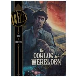 Oorlog der werelden 02 HC (naar H.G. Wells)