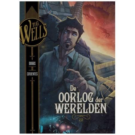 H.G. Wells 02 HC De oorlog der werelden deel 2