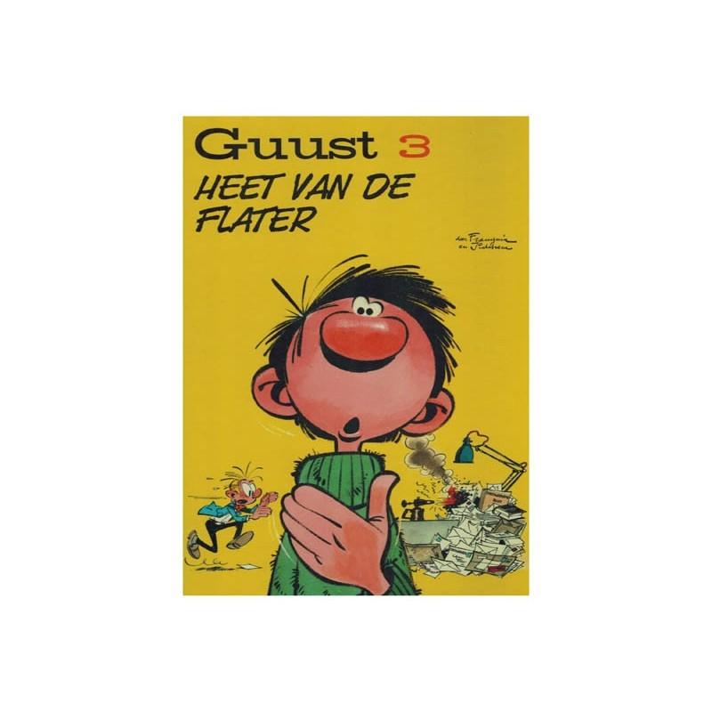 Guust Flater    chronologisch 03 HC Heet van de flater [gags 144-213]