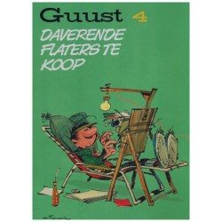 Guust Flater   chronologisch 04 HC Daverende flaters te koop [gags 214-292]
