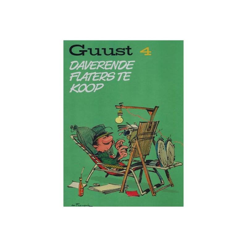 Guust Flater    chronologisch HC 04 Daverende flaters te koop [gags 214-292]