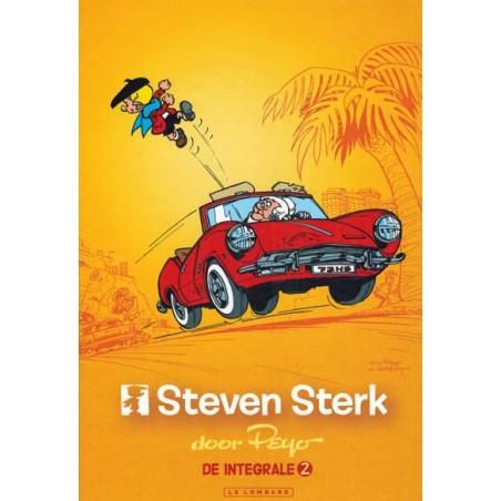 Steven Sterk integraal 02 HC 1e druk 2017