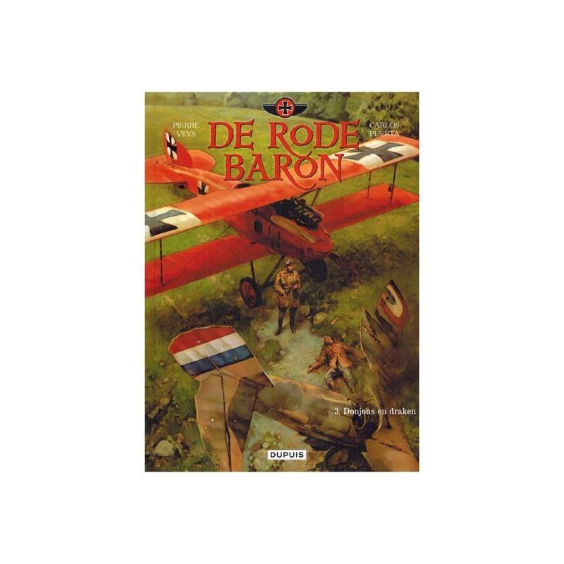 Rode baron HC 03 Donjons en draken