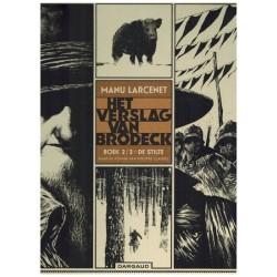 Larcenet strips HC Het verslag van Brodeck HC 02 De stilte (naar Philippe Claudel)