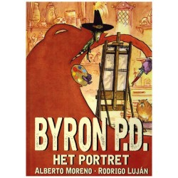 Byron P.D. HC 01 Het portret