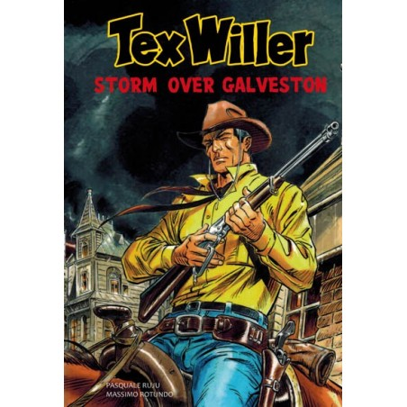 Tex Willer  Annual 08 Storm over Galveston