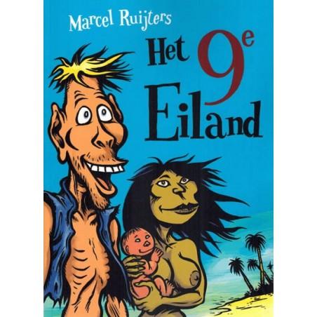 Ruijters strips Het 9e eiland