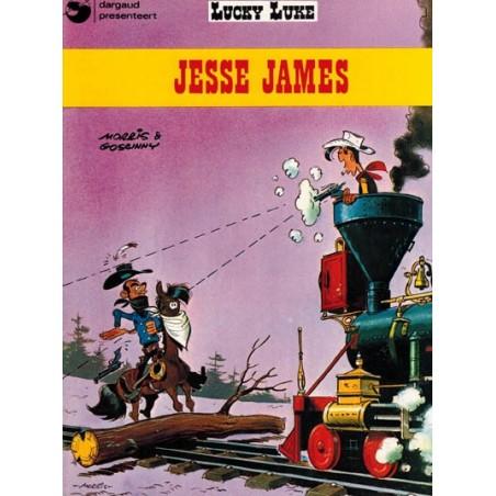 Lucky Luke II 04 Jesse James herdruk Dargaud