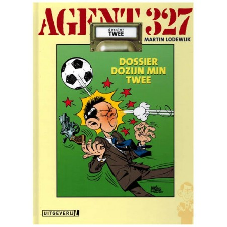 Agent 327  HC 02 Dossier dozijn min twee