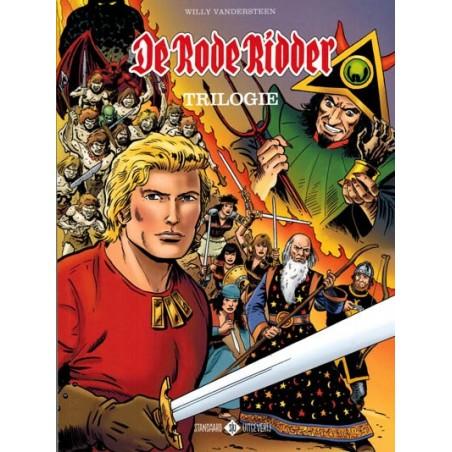 Rode Ridder   trilogie De klauw / De zwarte drietand / Inferno (2 onuitgegeven verhalen)