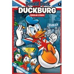 Donald Duck Duckburg pocket 02 Engelse strips