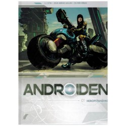 Androiden HC 01 Heropstanding