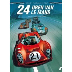 24 Uren van Le Mans 01 1964-1967 Le duel Ferrari-Ford (Plankgas 11)