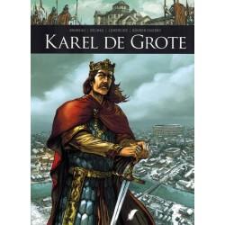 Zij schreven geschiedenis 03 Karel de Grote
