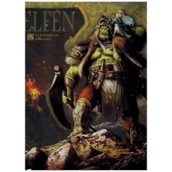 Elfen  HC 12 De koningin van de Boselfen