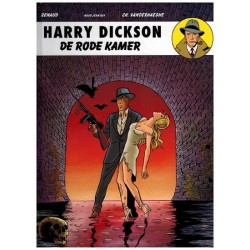 Harry Dickson  12 HC De rode kamer (naar Jean Ray)