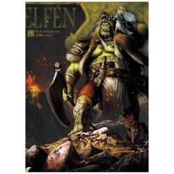 Elfen  12 De koningin van de boselfen
