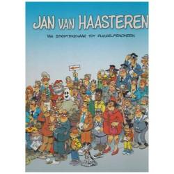 Jan van Haasteren HC Van striptekenaar tot puzzelfenomeen