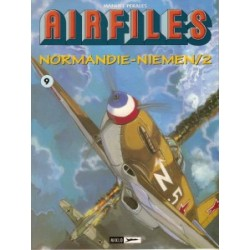 Airfiles 09<br>Normandie-Niemen deel 2