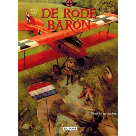 Rode baron 03 Donjons en draken