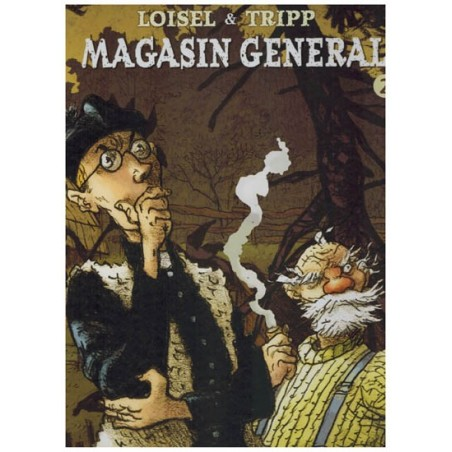 Magasin general  Integraal 02 HC