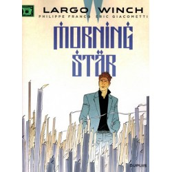 Largo Winch  HC 21 Morning star