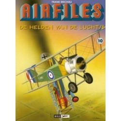 Airfiles 10<br>De helden van de lucht deel 1