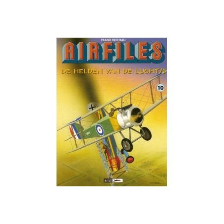 Airfiles 10 De helden van de lucht deel 1 1e druk 2005