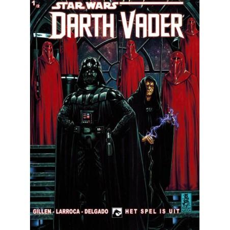 Star Wars  NL Darth Vader 11 Het spel is uit deel 1 (van 2)