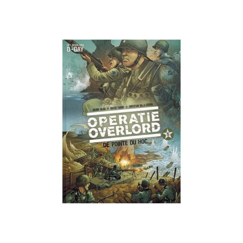 Operatie Overlord HC 05 De Pointe du Hoc (Het begin van D-Day)