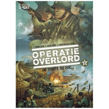 Operatie Overlord Het begin van D-Day HC 05 De Pointe du Hoc