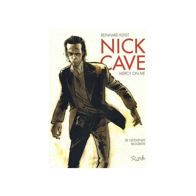 Kleist strips HC Nick Cave Mercy on me De getekende biografie