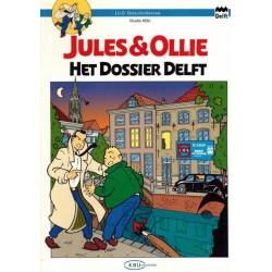 Jules & Ollie Delft Het dossier Delft 1e druk 1996