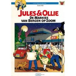 Jules & Ollie Bergen op Zoom De markies van Bergen op Zoom 1e druk 1997