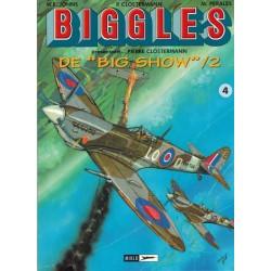 Biggles presenteert 04 De 'Big show' 2 1e druk 2002