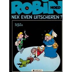 Robin Hoed 14 Nek even uitscheren? 1e druk 1987