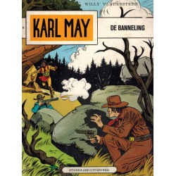 Karl May 41 De banneling herdruk