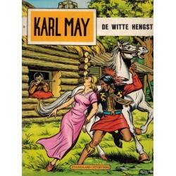 Karl May 18 De witte hengst herdruk