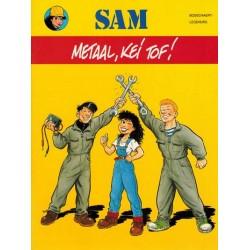 Sam reclame-album Metaal kei tof! 01 1e druk 1994