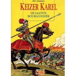 Keizer Karel De laatste Bourgondier reclame-album Gent 1e druk 1999
