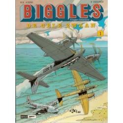 Biggles 05 De gele zwaan*