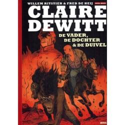Claire Dewitt HC 03 De vader, de dochter & de duivel