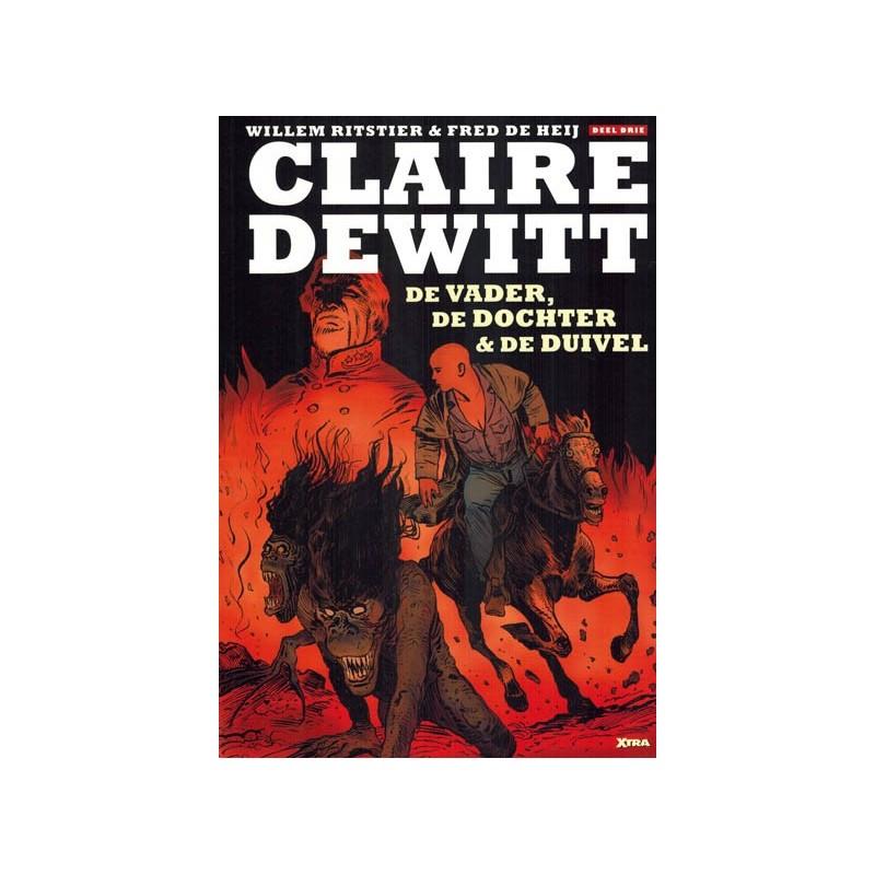 Claire Dewitt 03 De vader, de dochter & de duivel