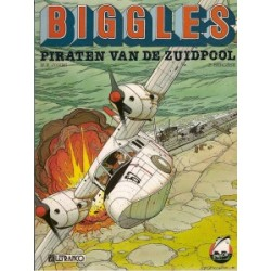 Biggles 06<br>Piraten van de Zuidpool*