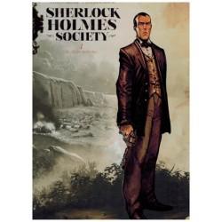Sherlock Holmes Society HC 01 De affaire Keelodge (Collectie 1800)