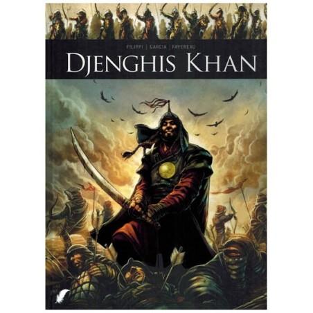 Zij schreven geschiedenis  HC 04 Djenghis Khan