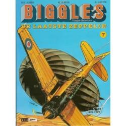 Biggles 09<br>De laatste zeppelin*