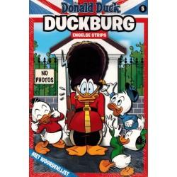 Donald Duck  Duckburg pocket 05 Engelse strips met woordenlijst