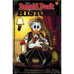 Donald Duck  History pocket 06 De moderne tijd